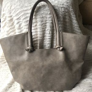 Anthropologie Kaitlyn Knotted Tote Bag/Purse